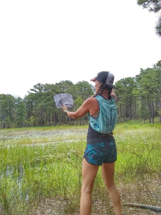 Trail Running Carolina Beach State Park