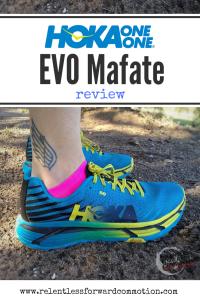 Hoka One One EVO Mafate Review