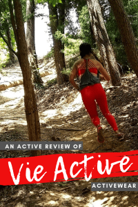 An Active Review of Vie Active Apparel