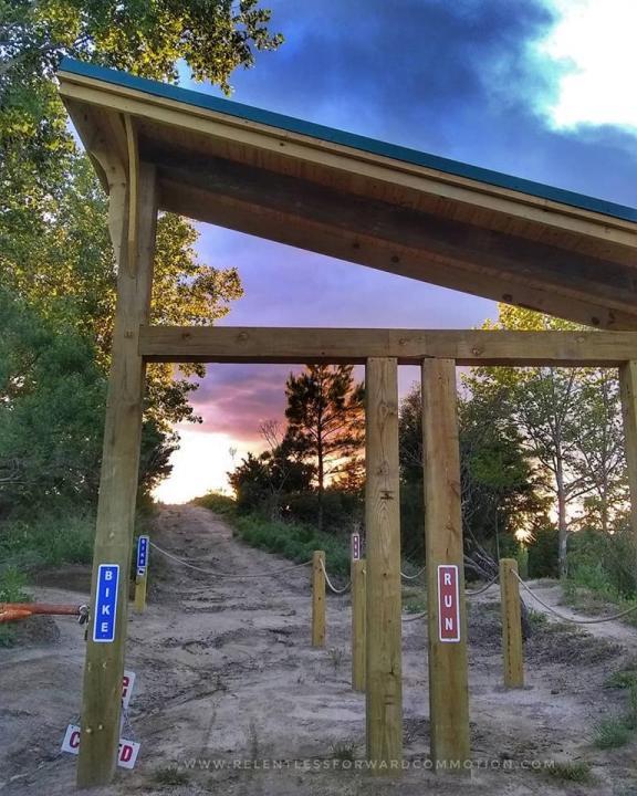 Horry County Run & Bike Park Trail Running in Myrtle Beach