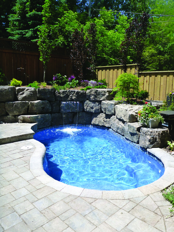 30 Small Pool Backyard Ideas And Tips on A Budget ... on Pool Patio Ideas On A Budget id=79546