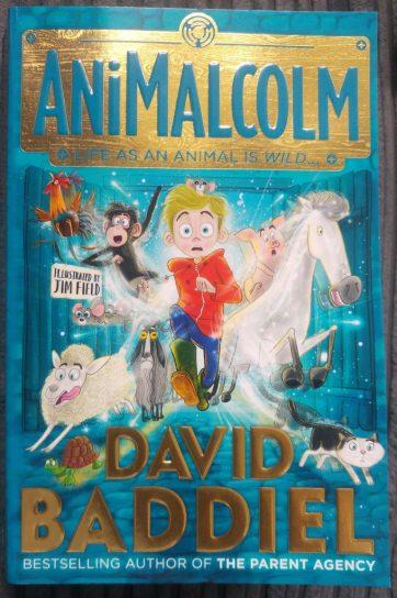Animalcolm Book