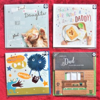 Large fathers day cards