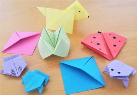 Origami Makes