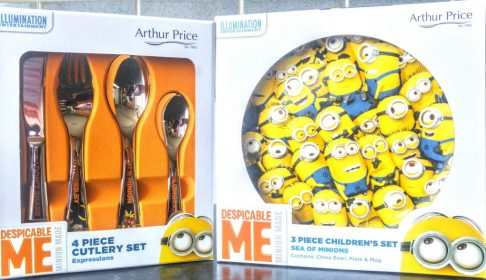 Arthur Price Despicable Me 3