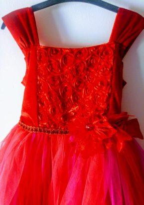 Garnet Fairy Dress