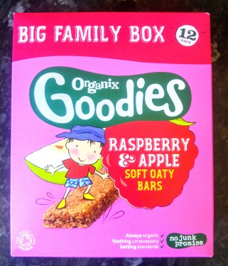 Organix goodies multipack