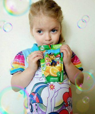 Appy Kids Co Paw Patrol Juices