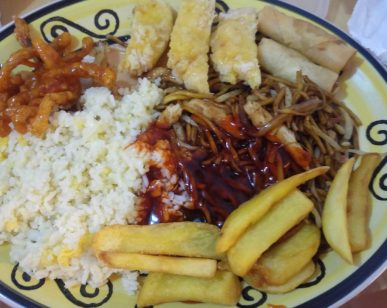 Chinese Takeaway - Ultimate comfort food