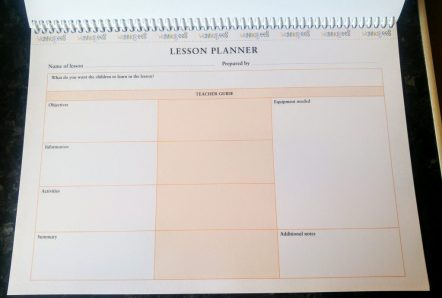 Role Play Teacher Pack - Lesson Planner