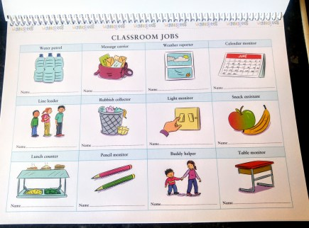 Role Play Teacher Pack - Classroom Jobs