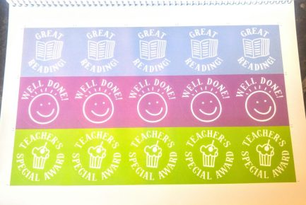 Role Play Teacher Pack - Stickers