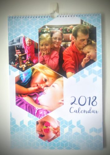 Our Personalised Calendar