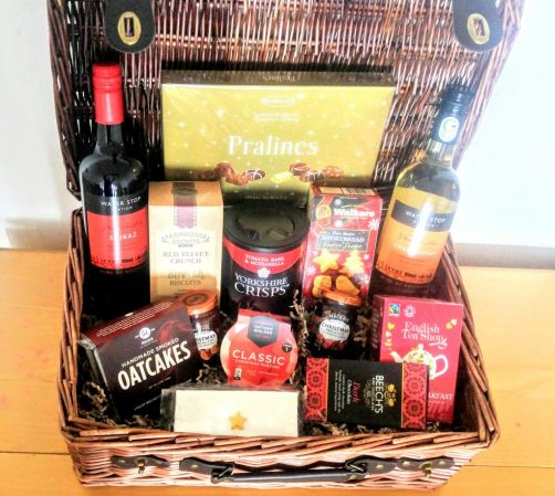 Christmas Hamper From Prestige Hampers