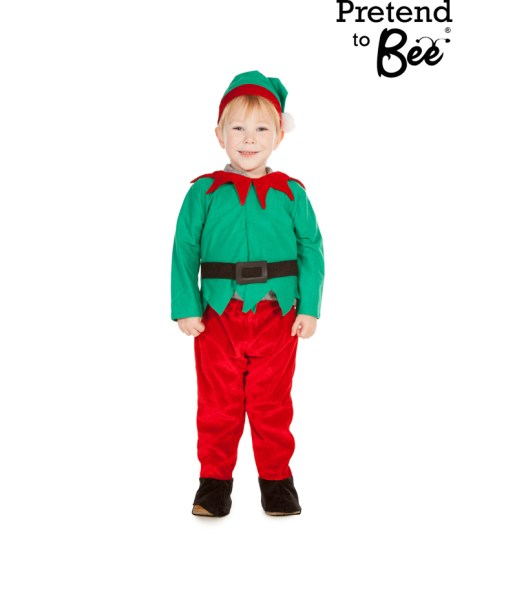 Pretend to Bee - Elf costume