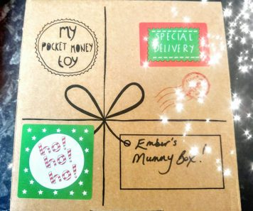 Christmas gifts for her - Mummy Christmas Eve Box