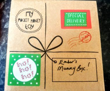 Mummy Christmas eve box