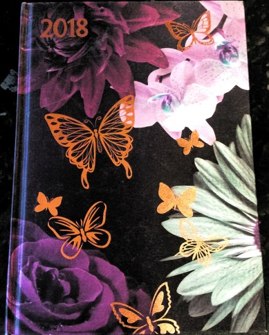 Beautiful Diary From Ryman Stationary