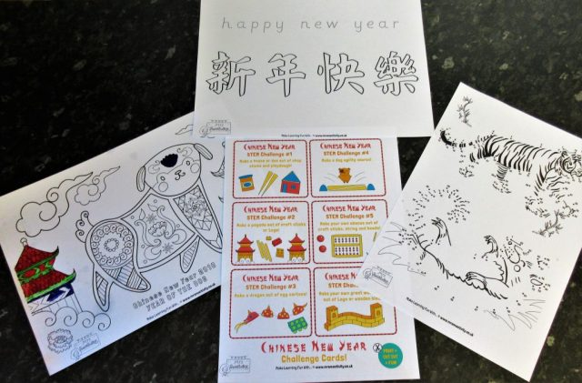 Chinese New Year Resources From Mrs Mactivity