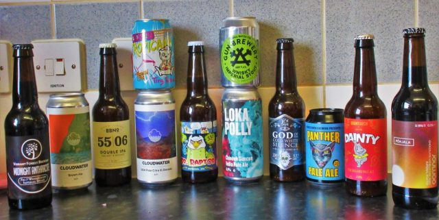 Craft Beer Selection From Ales By Mail