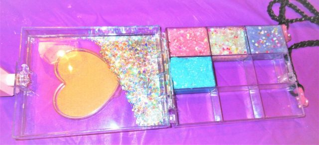 Glam Goo Storage Purse