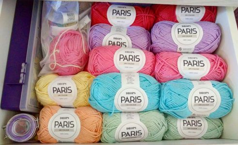 5 Products I love - Drops yarn