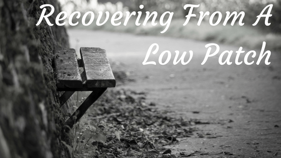 Recovering From A Low Patch