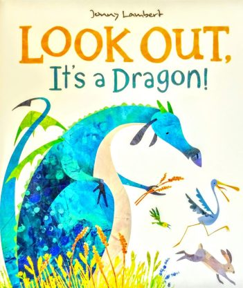 Look out, it's a dragon! By Jonny Lambert