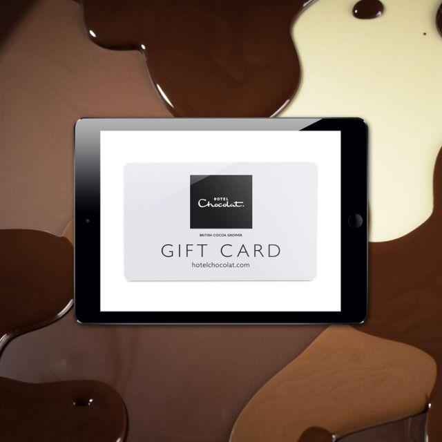 £15 Hotel Chocolat e-gift card