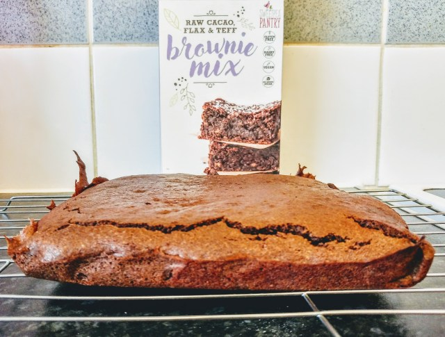Sweetpea pantry Brownie Mix