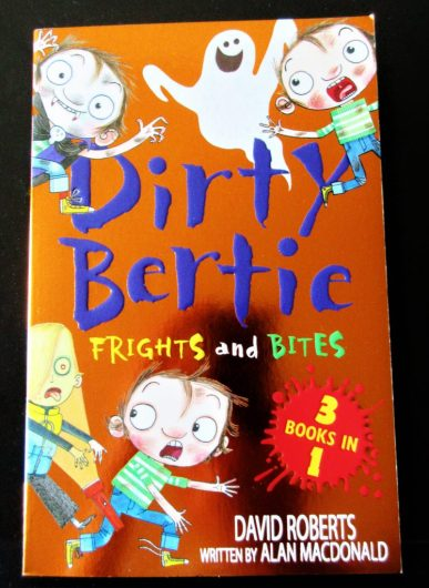 Dirty Bertie: Frights And Bites