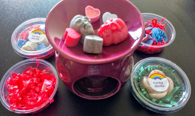Wax Melts From Geeky Melts