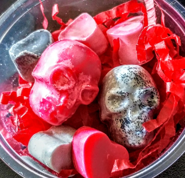 Black Rose & Oudh Halloween Melts
