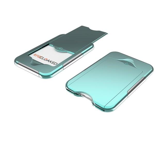 Jade Green RFIDSecur