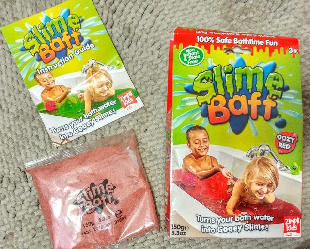 Slime Baff