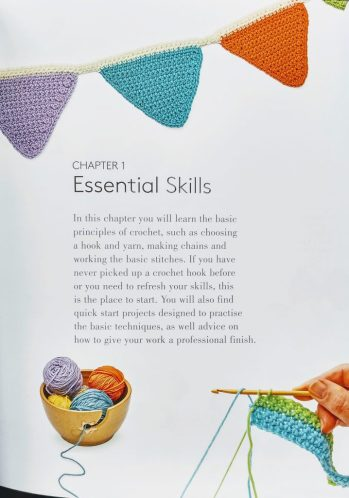 Essential Crochet Skills