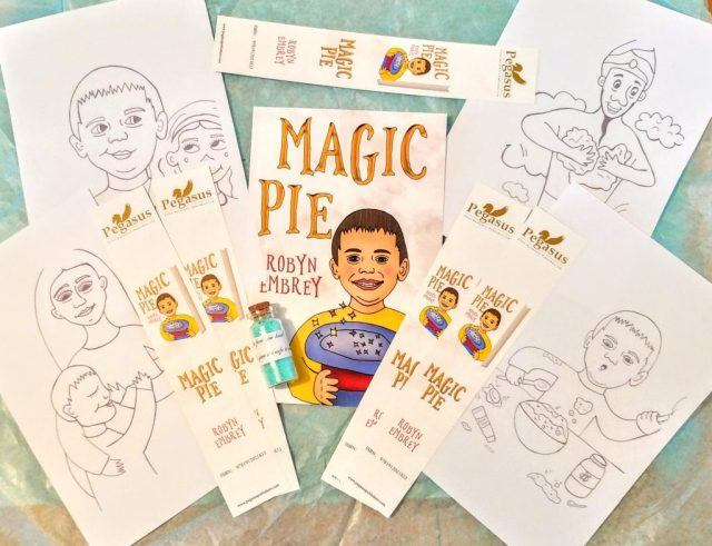 Magic Pie Blogger Pack