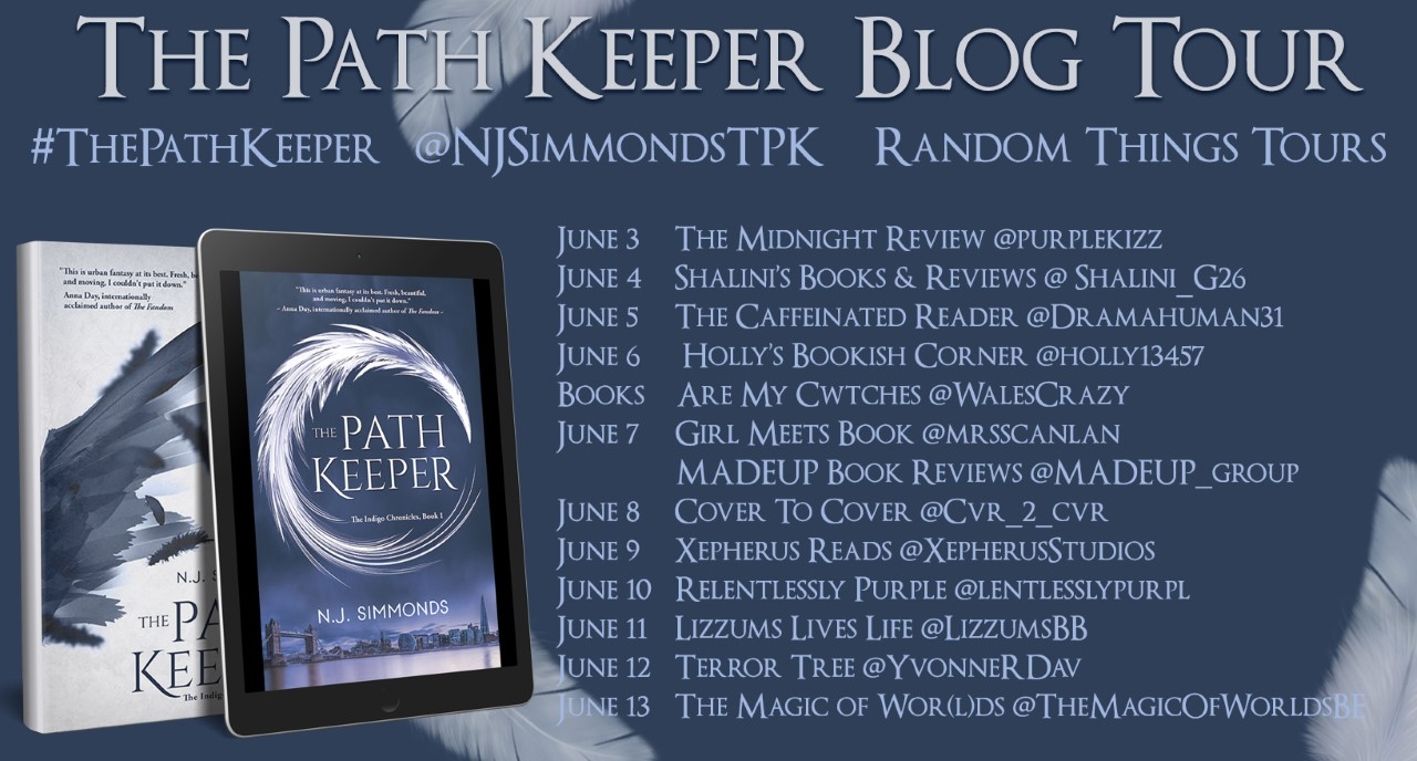 The Path Keeper Book Tour