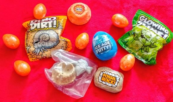 Egg Yolk Contents