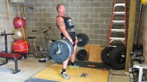Jim 500 Deadlift bangor maine