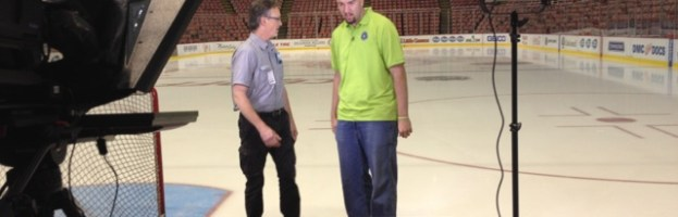PSA Shoot With Niklas Kronwall 9