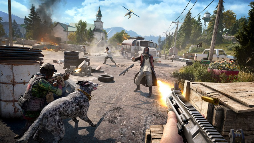 Far Cry 5 Gunned Down