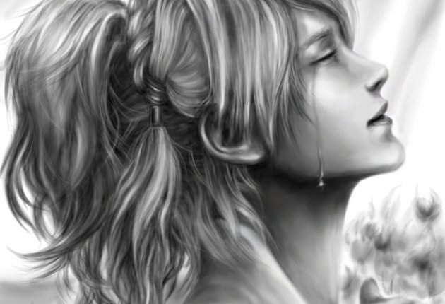 Shed a tear for Lunafreya of Final Fantasy XV