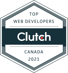 Top Web Developer Award Badge