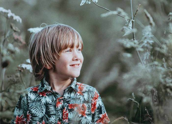 The Wisdom of a Child