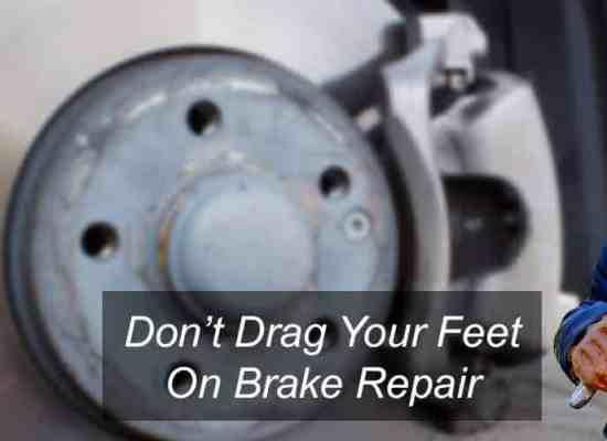 Car Brake Service and Repair in Los Angeles