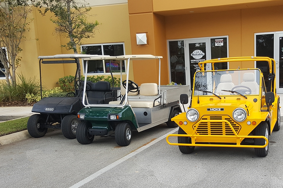 Reliable Golf Carts Custom Golf Carts West Palm