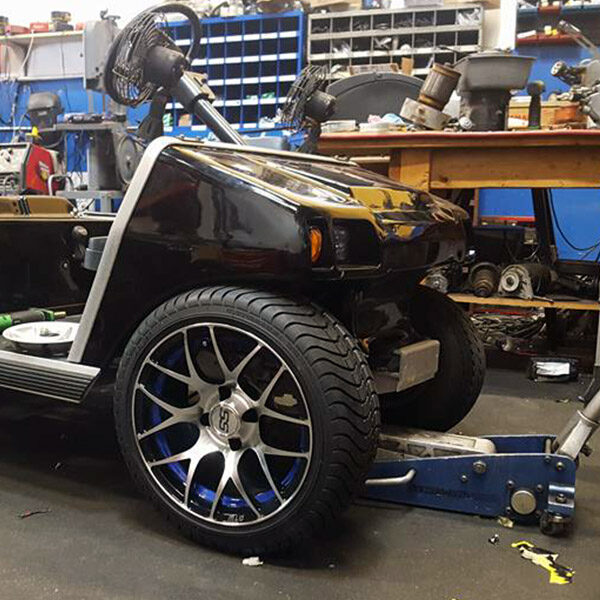 Golf Cart Service and Repairs - Reliable Golf Carts Inc
