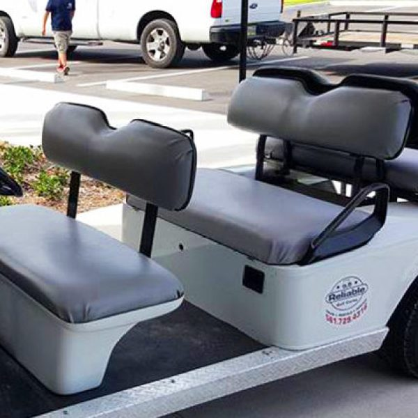 Golf Cart Rentals - Reliable Golf Carts Inc
