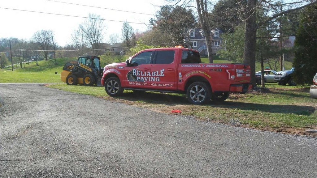 Reliable Paving Services